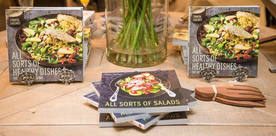 All Sorts cookbook range for healthy recipes and living