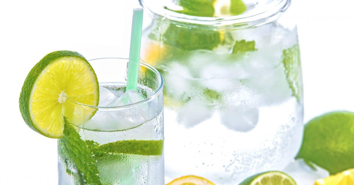 Chantal's Homemade Lemonade Recipe