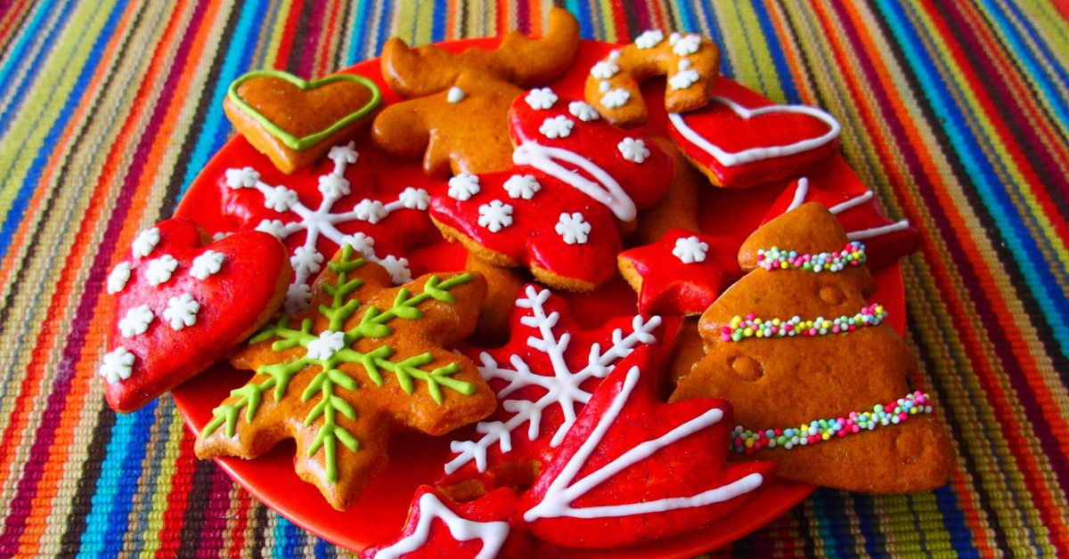 Lebkuchen with a Touch of Orange