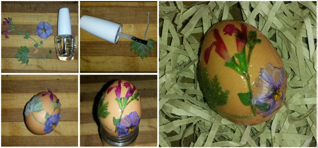 craft easter eggs