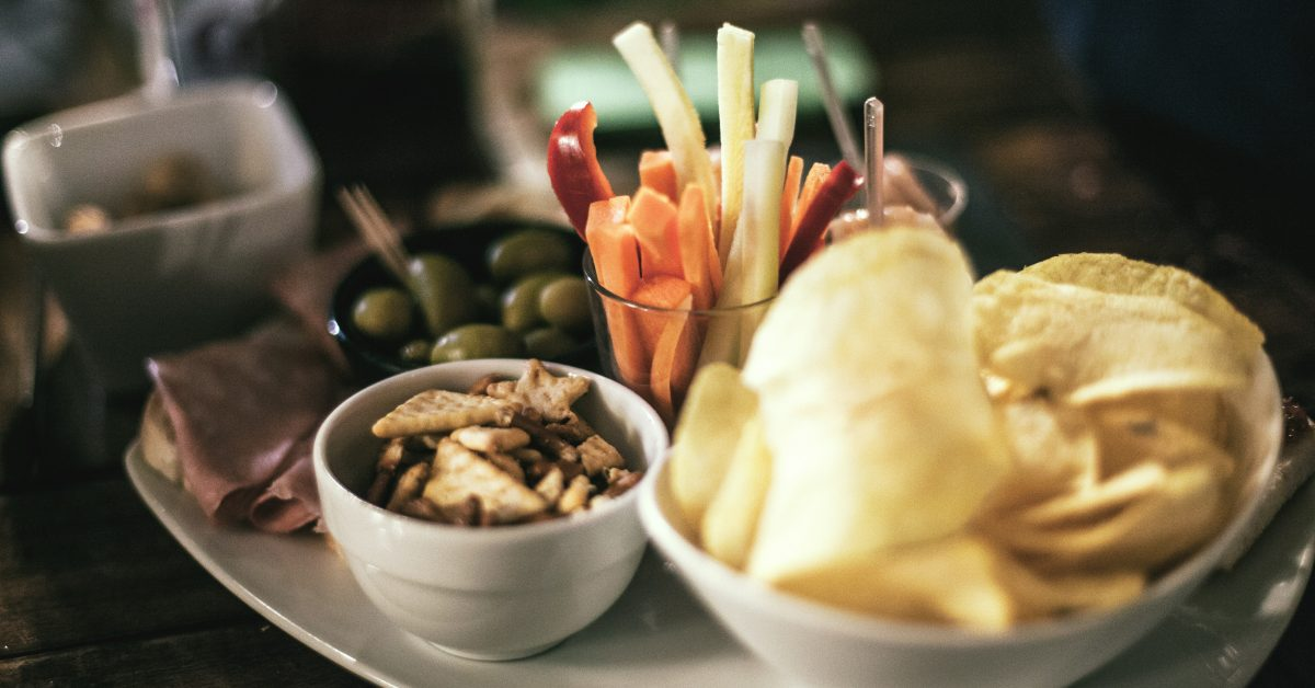 Chips and Dips – The Healthy Way