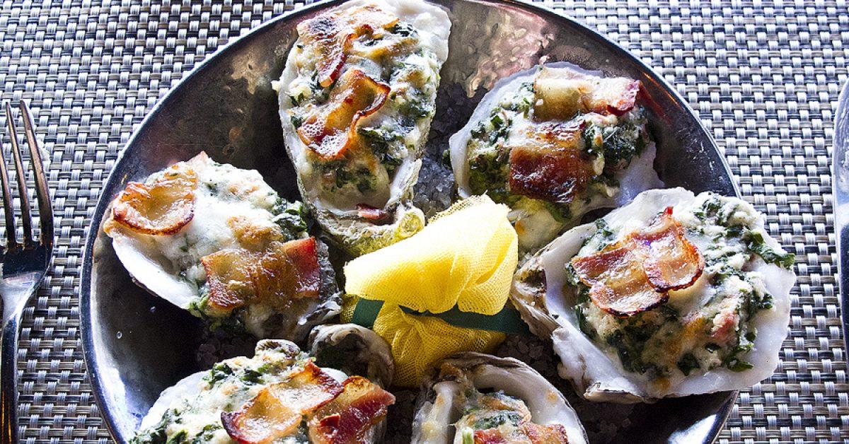Oyster Rockefeller Recipe