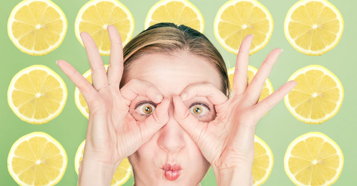 Homemade beauty products for when life gives you lemons