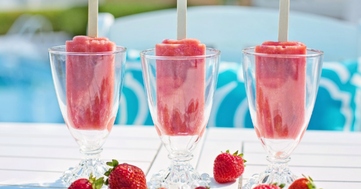 10 healthy frozen treats for summer