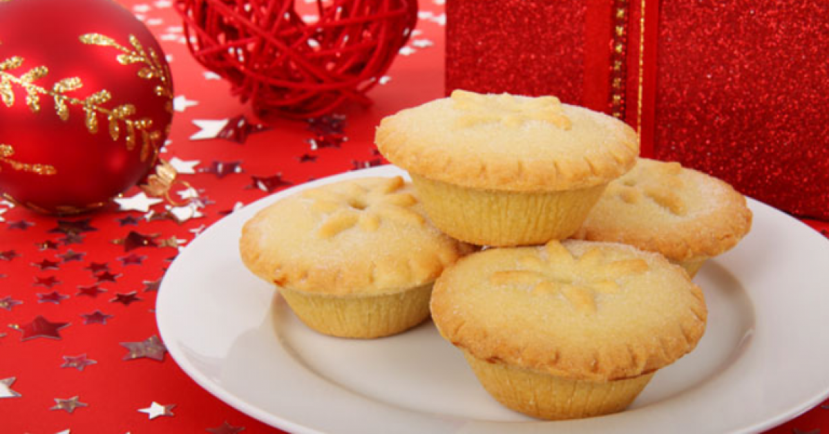 Good Old Fashioned Mince Pie Recipe
