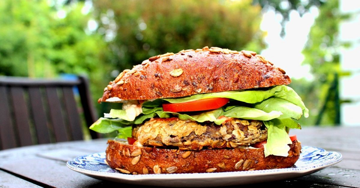 Top 10 burger alternatives that are yummy AND healthy