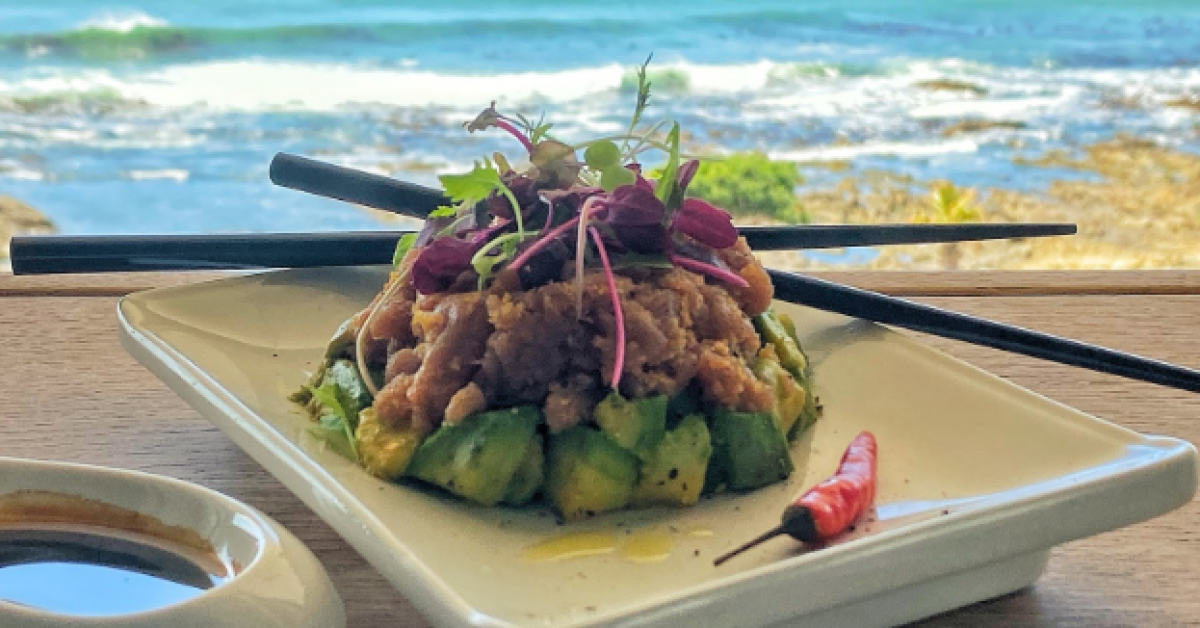 15 Minute Gourmet – Spicy Tuna Tartare