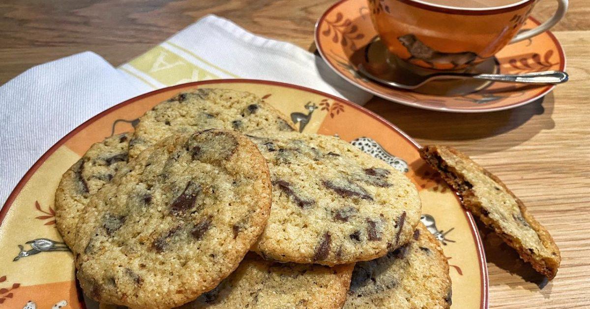 Gluten-Free Choc Chip Cookies