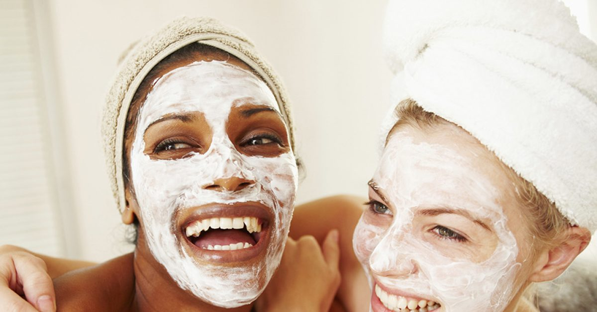 DIY beauty products for dry winter skin